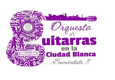 Orquesta de Guitarras en la Ciudad Blanca<br>SUCRE-BOLIVIA